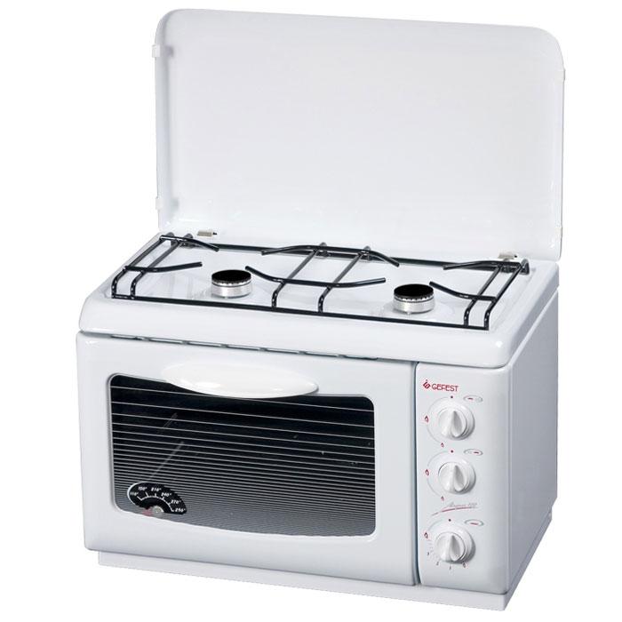 Гефест ПГ ПНС 100, White газовая плиткаГефест ПГ ПНС 100Гефест ПГ ПНС 100 - настольная газовая плитка. Идеальный вариант для небольшой кухни. Модель оснащена двумя конфорками и духовым шкафом объемом 19 литров. Плита выполнена из цельнометаллической пластины, имеет эмалированное покрытие, благодаря чему обеспечивается легкость и надежность эксплуатации. Небольшие габариты мини-плиты позволяют устанавливать ее в любом удобном месте, а наличие в комплекте специальных форсунок – подключаться к магистральной сети газа или использовать в хозяйстве газовый баллон. Данная модель оснащена механическими поворотными переключателями, благодаря которым регулировать давление газа на конфорках и в духовке можно вручную. Помимо того, духовой шкаф оснащен системой газ-контроль, при кратковременном затухании пламени система перестает подавать газ, обеспечивая тем самым безопасность в жилом помещении. Предустановленный термостат отвечает за поддержание постоянной температуры, теперь вы всегда сможете подать блюдо в горячем виде в нужное время.