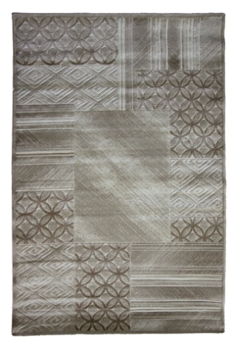 Ковер Oriental Weavers Скай Лайн, цвет: серо-коричневый, 120 х 180 см. 611 Х17126Высокоплотный ковер с рельефной стрижкой из полипропилена - станет незаменимым для спальни и гостиной. Стильный ковер Oriental Weavers непременно дополнит и классический, и современный интерьеры.