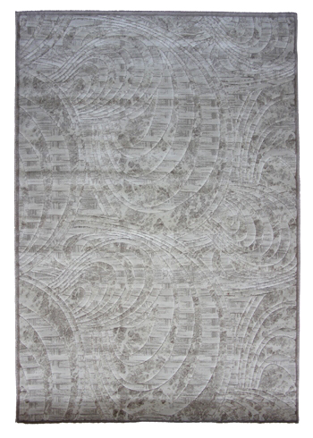 Ковер Oriental Weavers Скай Лайн, цвет: серый, 120 х 180 см. 613 J