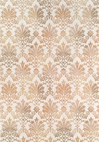 Ковер Oriental Weavers Карлуччи, цвет: светло-бежевый, 120 см х 180 см. 33 X5735Ковер Oriental Weavers Карлуччи - это современный гобелен, выполненный в модерновом дизайне, который разнообразит любой интерьер.