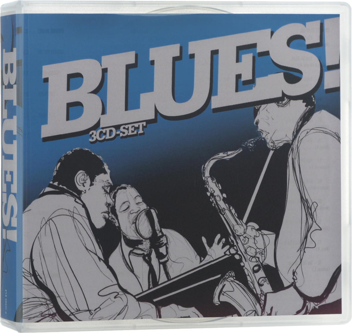 Blues! (3 CD)