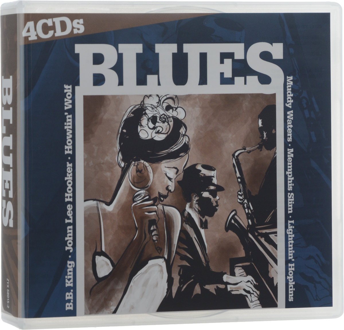 Blues (4 CD)