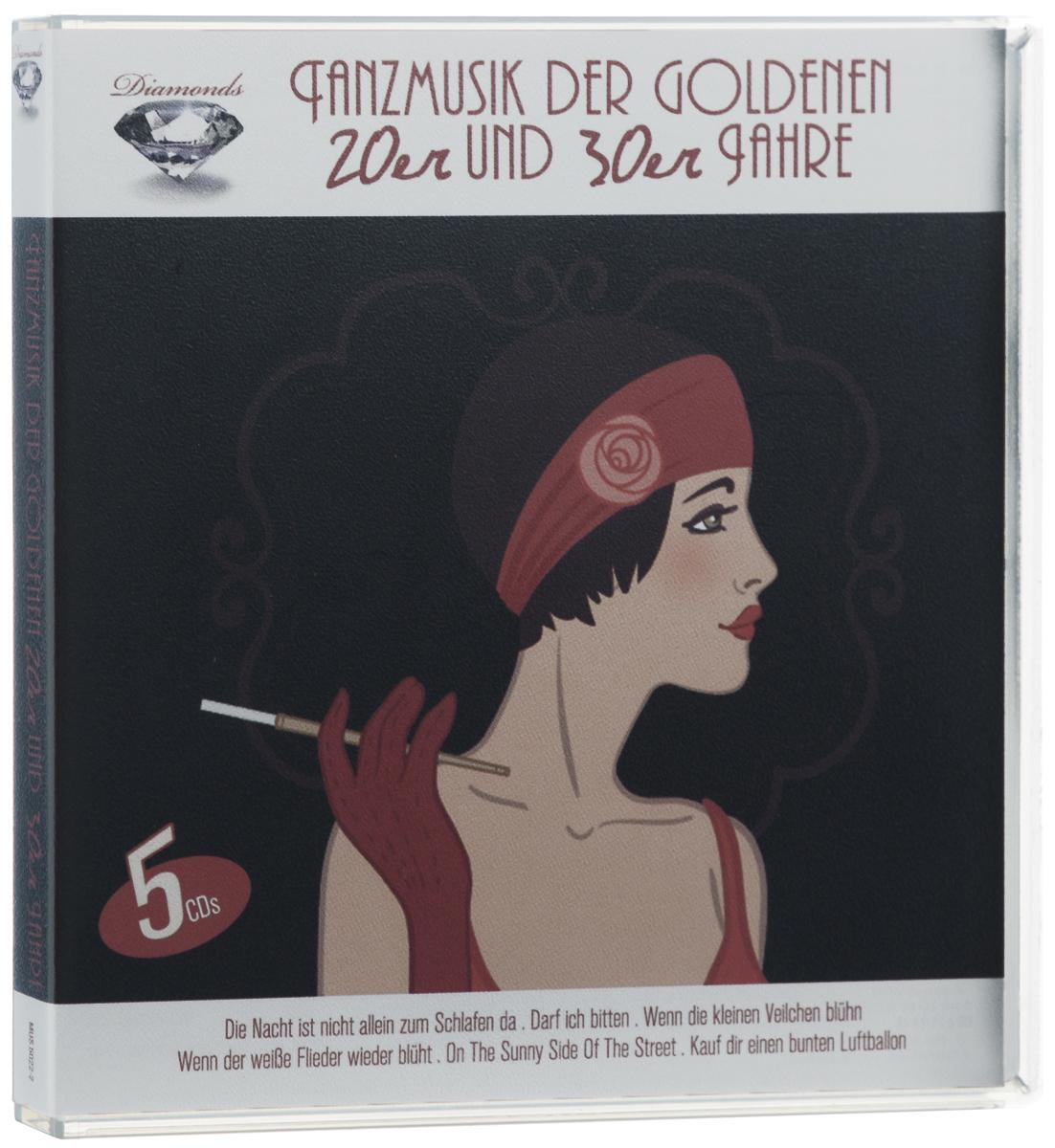 Diamonds. Tanzmusik Der Goldenen 20er Und 30er Jahre (5 CD)