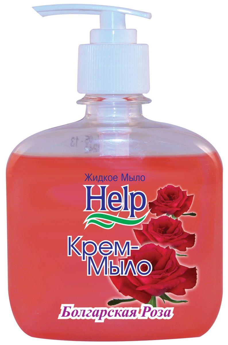 Мыло жидкое Help Болгарская роза, с дозатором, 300 мл4605845001500Мыло Help Болгарская роза мягко очищает, увлажняет, придает мягкость коже рук.Специальные компоненты дополнительно питают кожу рук во время мытья. Мыло обладаетгипоаллергенной парфюмерной композицией с ярким ароматом и пышной пеной. Состав: вода, сульфоэтоксилат натрия, кокамидопропилдиметилбетаин, диэтаноламид кислоткокосового масла, хлорид натрия, перламутровая добавка, парфюмерная композиция,консервант, краситель. Товар сертифицирован. Уважаемые клиенты! Обращаем ваше внимание на возможные изменения в дизайне упаковки. Качественные характеристики товара остаются неизменными. Поставка осуществляется в зависимости от наличия на складе.