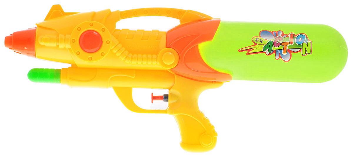Bebelot Водный бластер цвет желтый купить игрушечный бластер