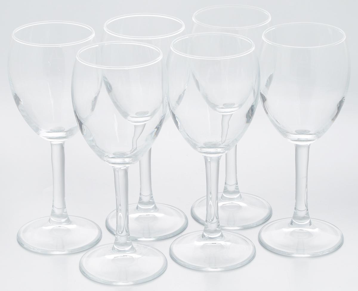 Набор бокалов Pasabahce Imperial Plus, 240 мл, 6 шт набор бокалов для бренди коралл 40600 q8105 400 анжела