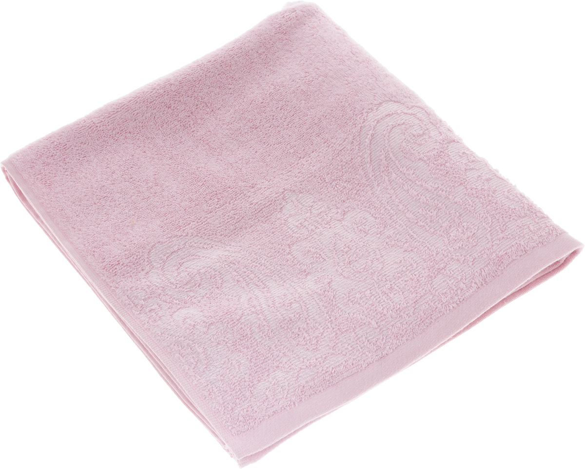 Полотенце Soavita Premium. Палермо, цвет: розовый, 65 х 130 см63841Полотенце Soavita Premium. Палермо выполнено из 100% хлопка. Изделие отлично впитывает влагу, быстро сохнет, сохраняет яркость цвета и не теряет форму даже после многократных стирок. Полотенце очень практично и неприхотливо в уходе. Оно создаст прекрасное настроение и украсит интерьер в ванной комнате.Размер полотенца: 65 х 130 см.