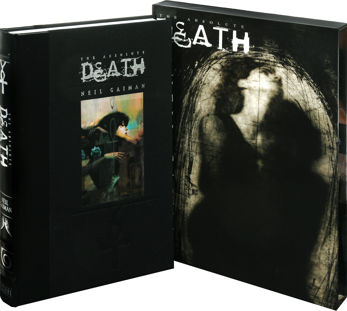 The Absolute Death (подарочное издание) the absolute sandman volume 1
