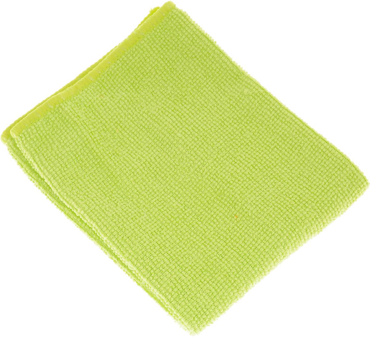 Салфетка из микрофибры Rexxon, универсальная, 35 х 35 см2-6-1-3-2Универсальная салфетка Rexxon выполнена из высококачественного полиэстера и полиамида. Благодаря своей структуре она эффективно удаляет с твердых поверхностей грязь, следы засохших насекомых.Микрофибра удаляет грязь с поверхности намного эффективнее, быстрее и значительно более бережно в сравнении с обычной тканью, что существенно снижает время на проведение уборки, поскольку отсутствует необходимость протирать одно и то же место дважды. Использовать салфетку можно для чистки как наружных, так и внутренних поверхностей автомобиля. Используя подобную мягкую ткань, можно проникнуть даже в самые труднодоступные места и эффективно очистить от пыли и бактерий все поверхности. Микрофибра устойчива к истиранию, ее можно быстро вернуть к первоначальному виду с помощью ручной стирки при температуре 60°С. Приобретая микрофибровые изделия для чистки автомобиля, каждый владелец сможет обеспечить достойный уход за любимым транспортным средством.Состав: 80% полиэстер, 20% полиамид.Размер салфетки: 35 х 35 см.