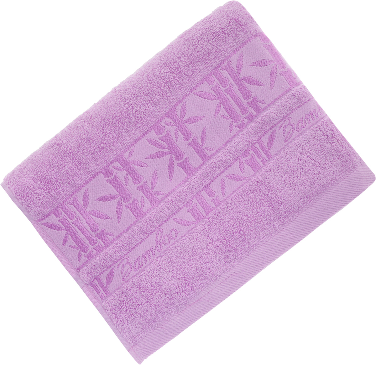 Полотенце Soavita Daniel, цвет: темно-розовый, 50 х 70 см64123Полотенце Soavita Daniel выполнено из 100% бамбукового волокна. Изделие отлично впитывает влагу, быстро сохнет, сохраняет яркость цвета и не теряет форму даже после многократных стирок. Полотенце очень практично и неприхотливо в уходе. Оно создаст прекрасное настроение и украсит интерьер в ванной комнате.