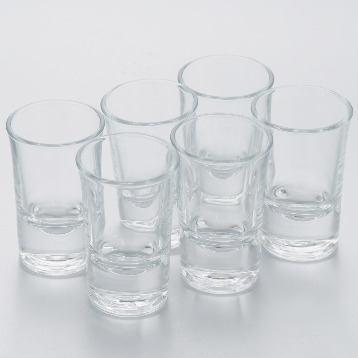 Набор стопок Pasabahce Boston Shots, 40 мл, 6 шт52174BНабор Pasabahce Boston Shots, выполненный из прочного натрий-кальций-силикатного стекла, состоит из шести стопок. Стопки, оснащенные утолщенным дном, прекрасно подойдут для подачи водки или ликера. Эстетичность, функциональность и изящный дизайн сделают набор достойным дополнением к вашему кухонному инвентарю. Набор стопок Pasabahce Boston Shots украсит ваш стол и станет отличным подарком к любому празднику. Можно использовать в микроволновой печи и мыть в посудомоечной машине.Диаметр стопки по верхнему краю: 4 см. Высота стопки: 7 см.