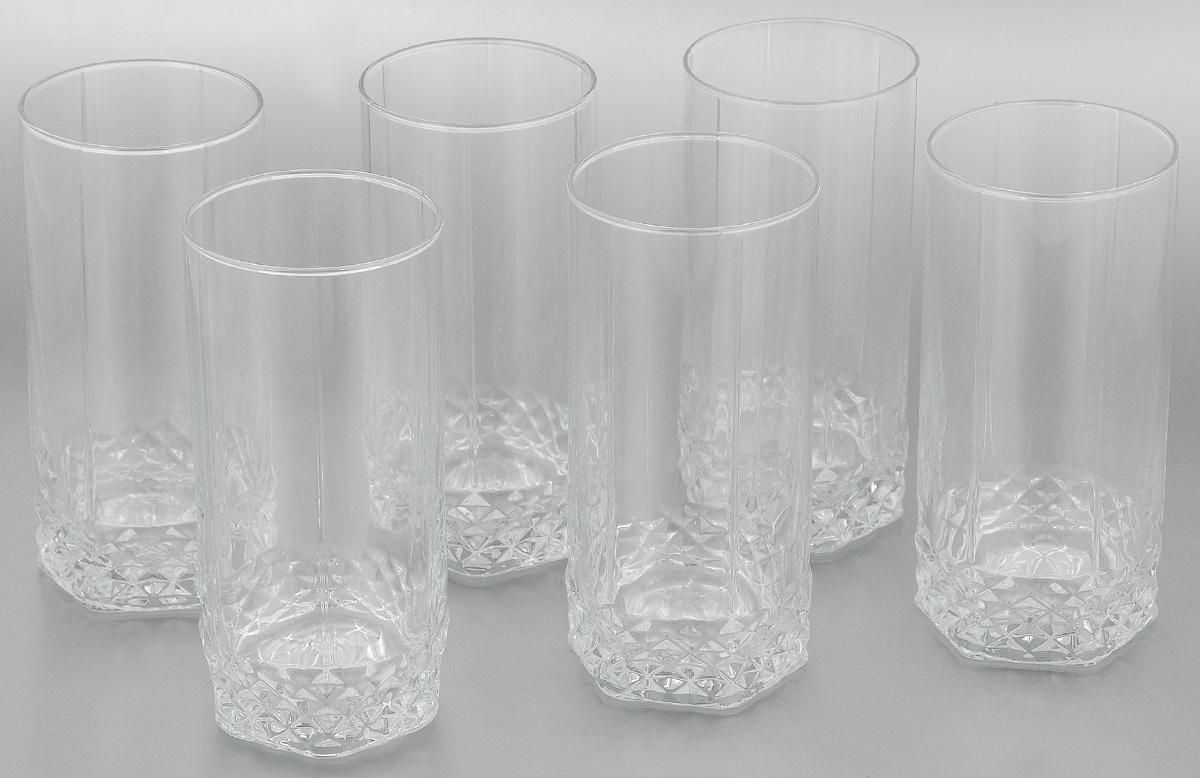 Набор стаканов Pasabahce Valse, 440 мл, 6 шт42949GR/Набор Pasabahce Valse состоит из шести стаканов, выполненных из прочного натрий-кальций-силикатного стекла. Стаканы, оснащенные рельефной многогранной поверхностью и утолщенным дном, предназначены для подачи пива. Такой набор прекрасно подойдет для любителей пенного напитка.Можно мыть в посудомоечной машине.Высота стакана: 15 см.Диаметр стакана (по верхнему краю): 7 см.