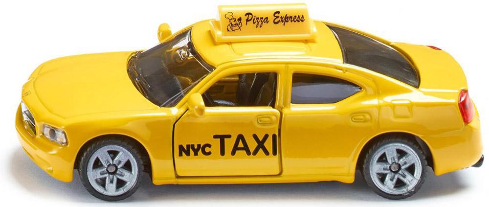 Siku Машинка Такси NYC мини машинка miniland такси 9 см синий 27507