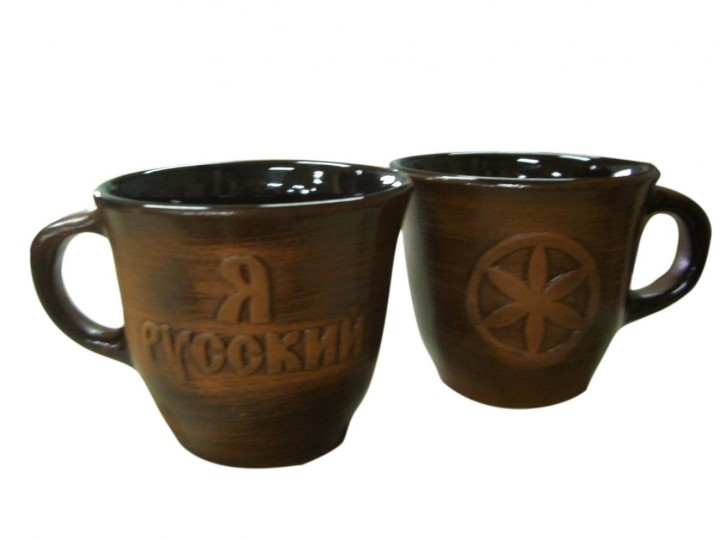 Чашка Борисовская керамика Старина, рельефная, 300 млСТР00000636Удобная чашка Борисовская керамика Старина предназначена для повседневного использования. Она выполнена из высококачественной искусственно состаренной керамики. Природные свойства этого материала позволяют долго сохранять температуру напитка, даже, если вы пьете что-то холодное. Внешние стенки чашки оформлены красивым и патриотичным рельефом.