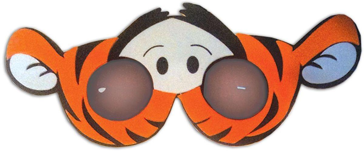 B&H Очки карнавальные детские Тигр -  Очки карнавальные
