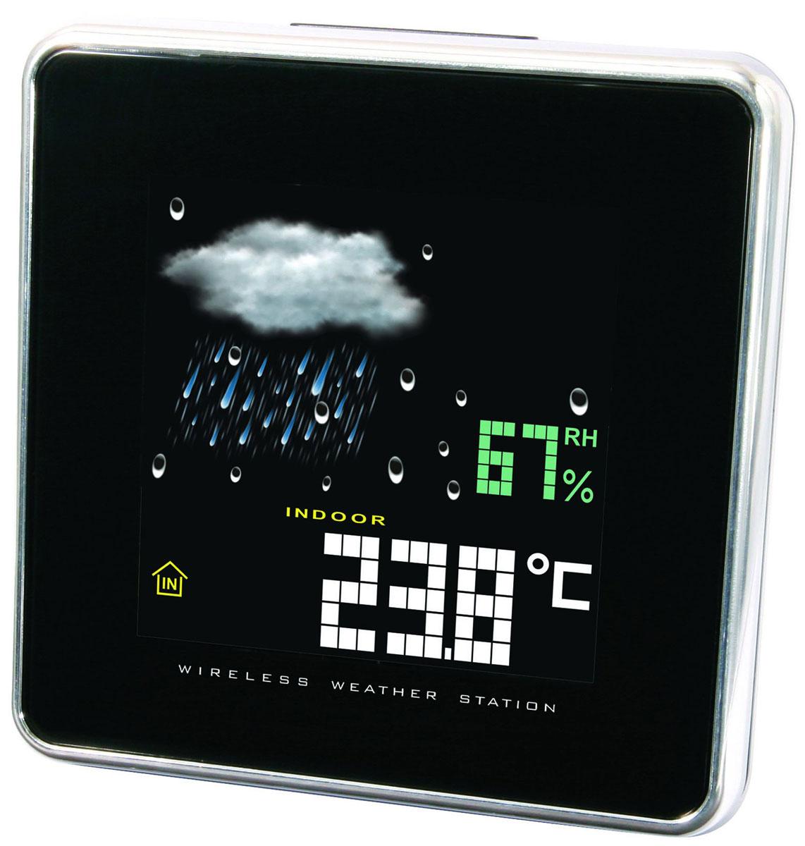 Uniel UTV-64 метеостанция - Погодные станции
