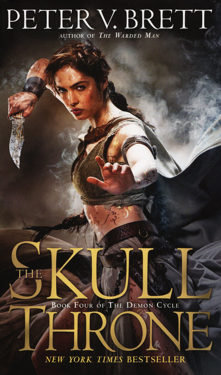 The Skull Throne: Book 4 of The Demon Cycle victorian america and the civil war