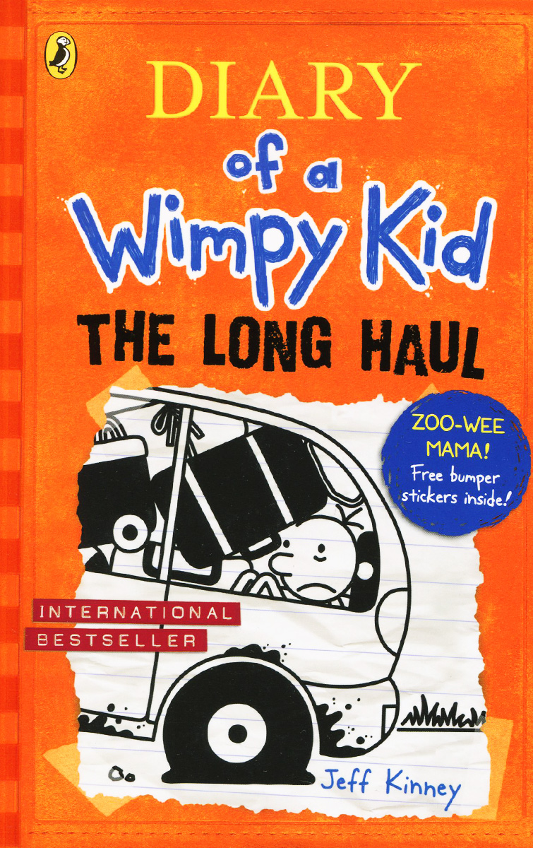 Diary of a Wimpy Kid: The Long Haul road trip