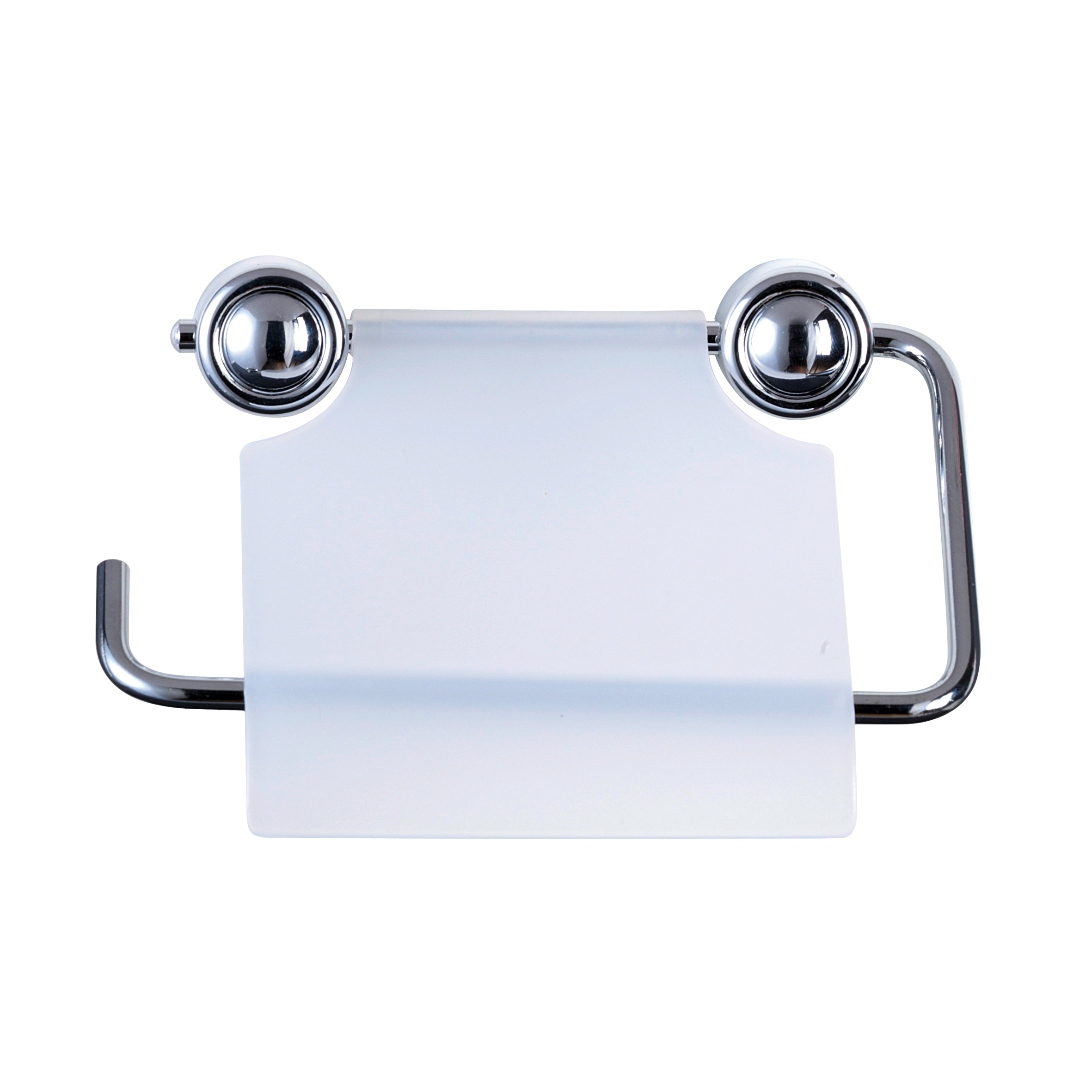 Держатель для туалетной бумаги Axentia Atlantik, с крышкой, 13 х 10 х 13,3. 280030 держатели для туалетной бумаги axentia держатель для туалетной бумаги