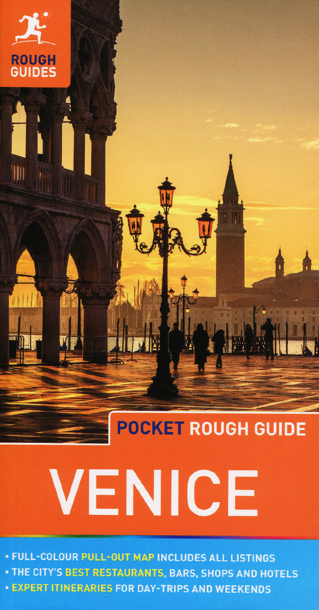 Venice: Pocket Rough Guide (+ карта)