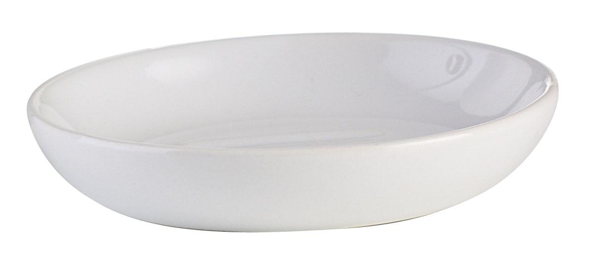 Мыльница Axentia Leandr, диаметр 10,5 см282411Круглая мыльница Axentia Leandr изготовлена из натуральной и элегантной керамики белого цвета. Мыльница Axentia Leandr прекрасно дополнит интерьер вашей кухни или ванной. Изделие отлично сочетается с другими аксессуарами из коллекции Leandr.Диаметр мыльницы: 10,5 см.Высота мыльницы: 2,2 см.