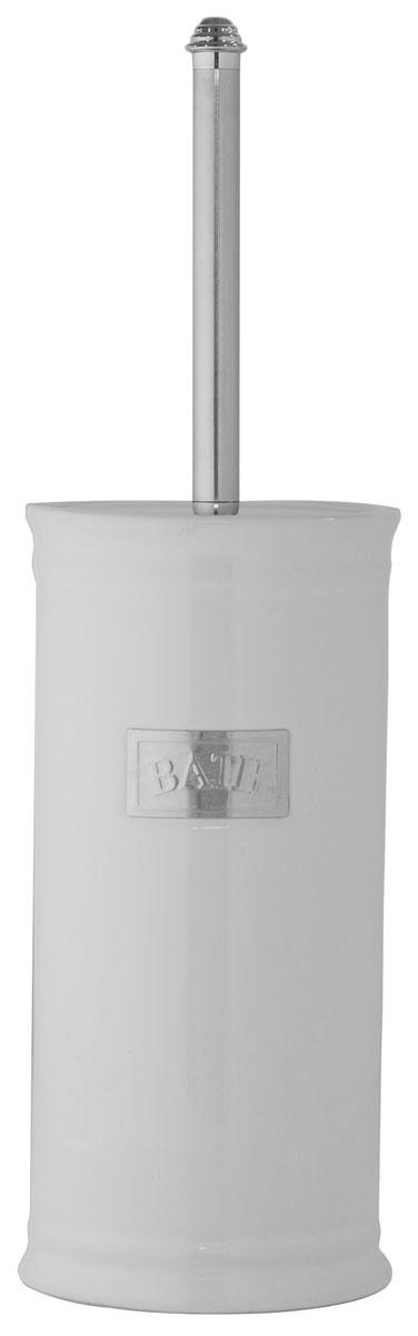 Ершик для унитаза Axentia Lyon, с подставкой, высота 24 см сковорода cucina 3500 axentia 24 см