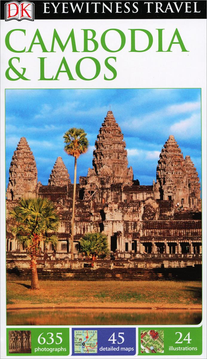 Фото Eyewitness Travel: Cambodia and Laos dk eyewitness top 10 travel guide scotland