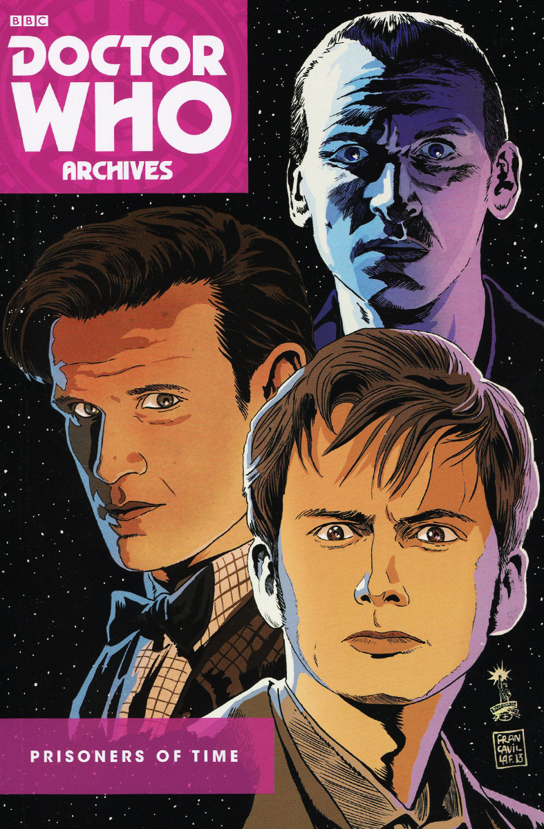 Doctor Who: Archives: Prisoners of Time Omnibus magrs paul doctor who hornets nest 5 hive of horror