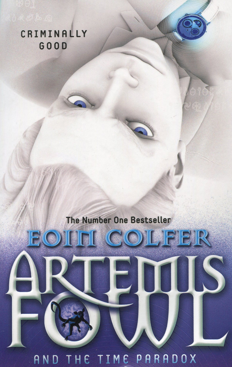 Artemis Fowl and the Time Paradox artemis fowl and the opal deception