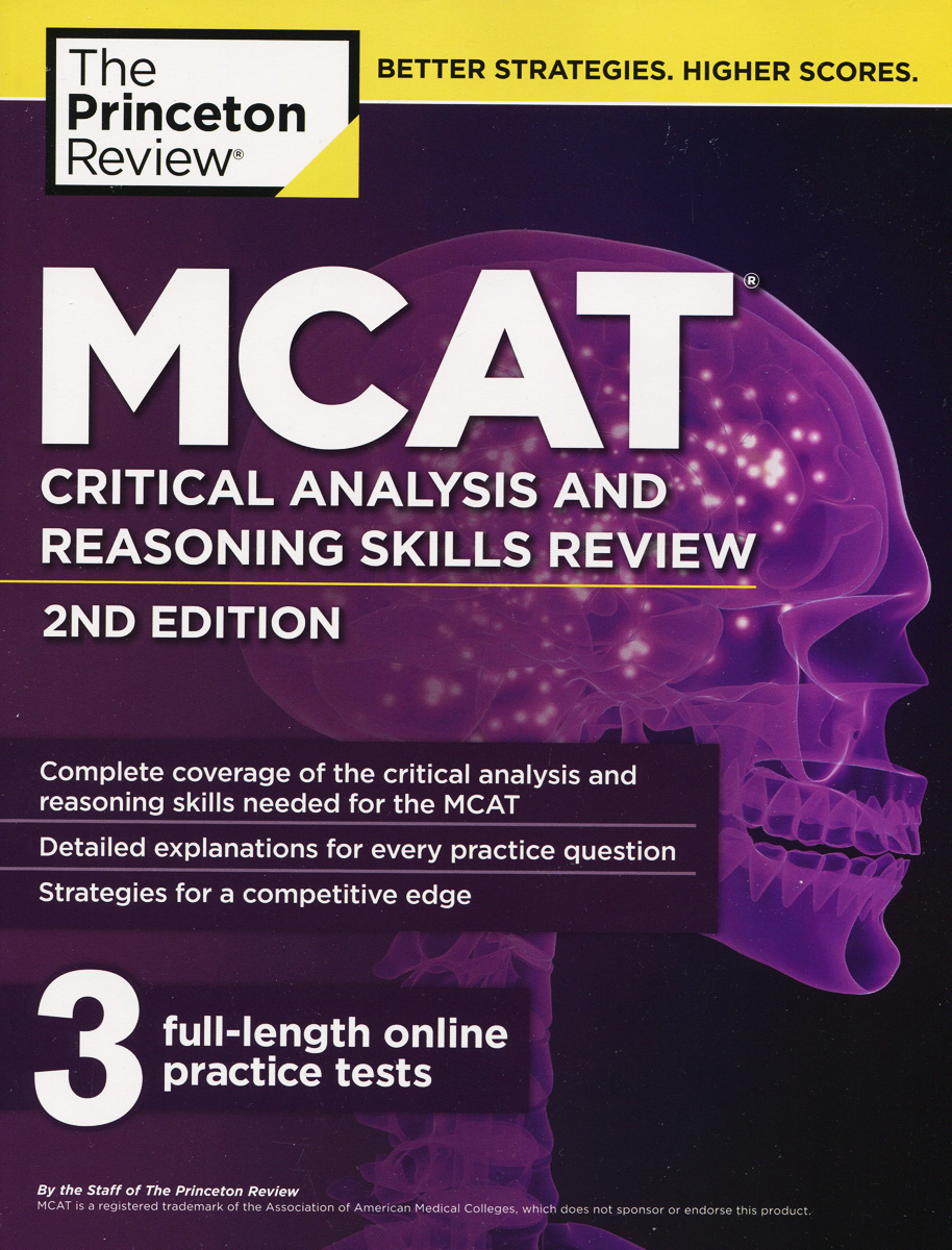 MCAT: Critical Analysis and Reasoning Skills Review