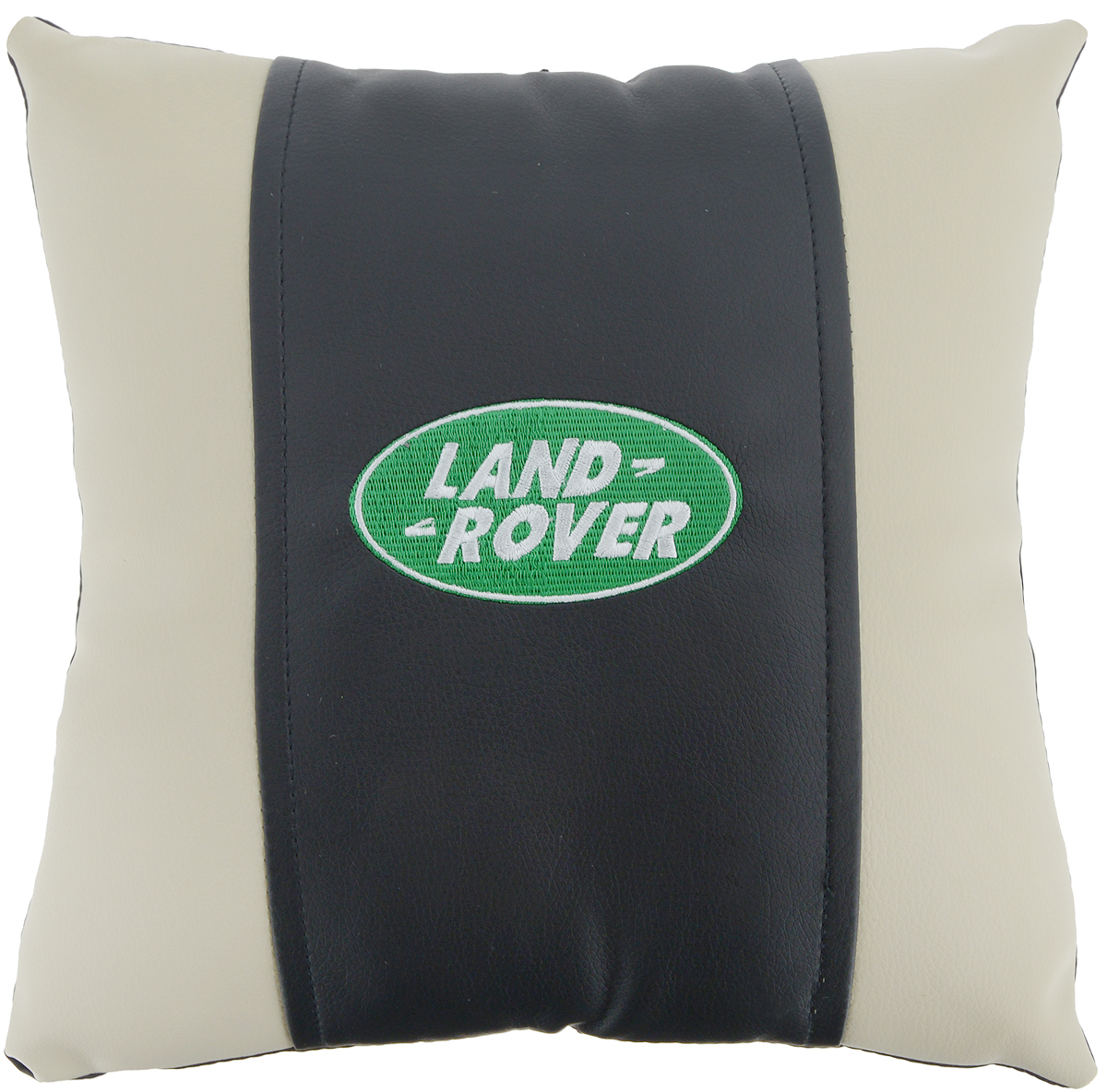 Подушка на сиденье Autoparts Land Rover, 30 х 30 смМ062Подушка на сиденье Autoparts Land Rover создана для тех, кто весь свой день вынужден проводить за рулем. Чехол выполнен из высококачественной дышащей экокожи. Наполнителем служит холлофайбер. На задней части подушки имеется змейка.Особенности подушки:- Хорошо проветривается.- Предупреждает потение.- Поддерживает комфортную температуру.- Обминается по форме тела.- Улучшает кровообращение.- Исключает затечные явления.- Предупреждает развитие заболеваний, связанных с сидячим образом жизни. Подушка также будет полезна и дома - при работе за компьютером, школьникам - при выполнении домашних работ, да и в любимом кресле перед телевизором.