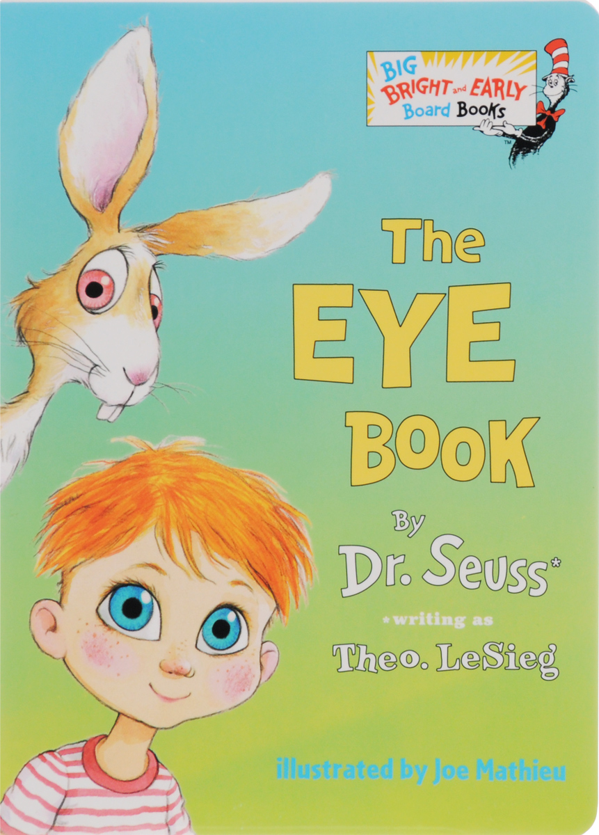 The Eye Book mr cookie baker board book edition