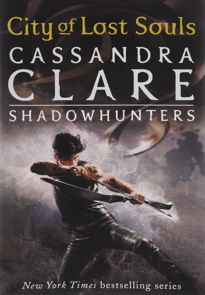 The Mortal Instruments: Book 5: City of Lost Souls