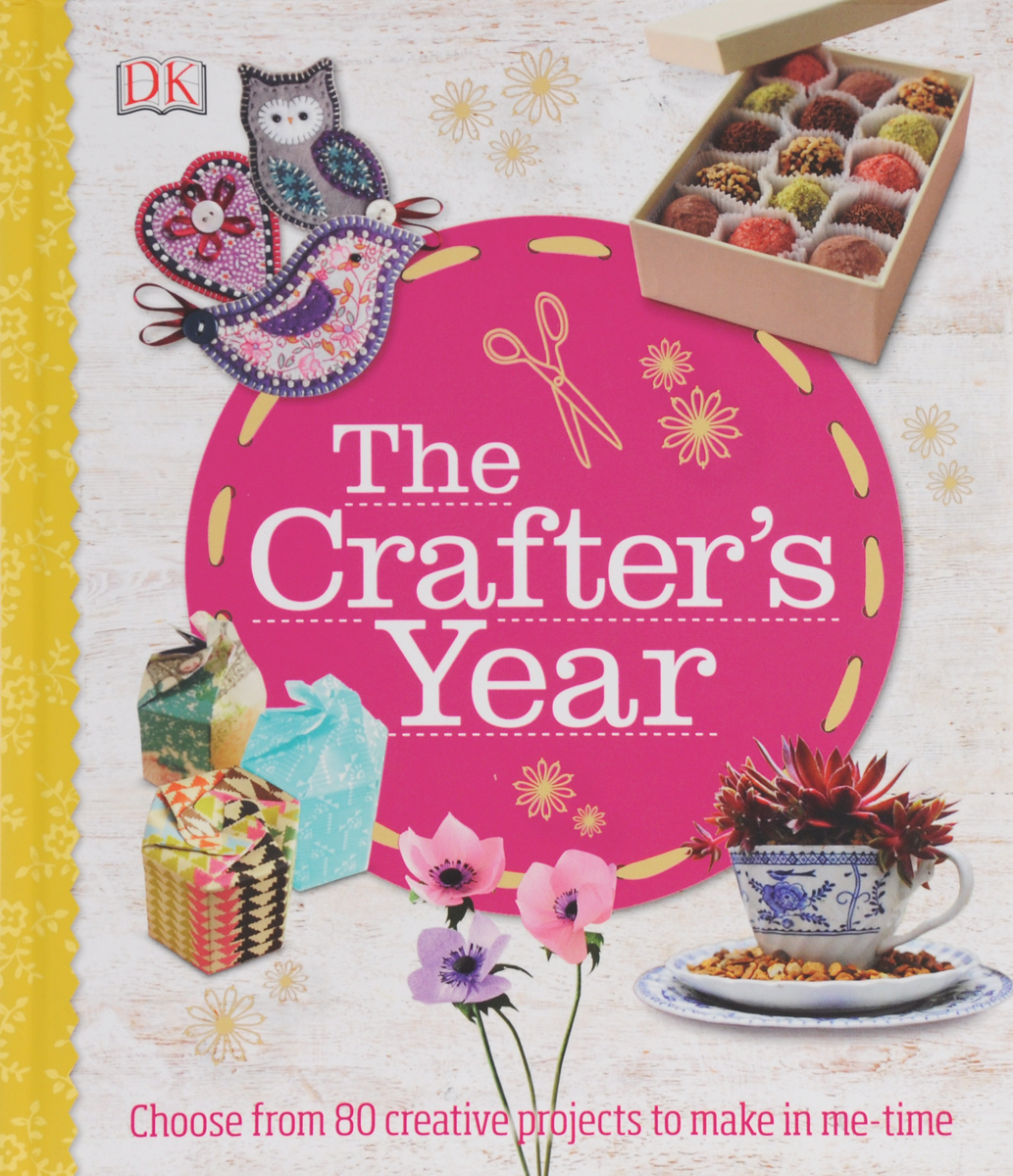 The Crafter's Year history year by year