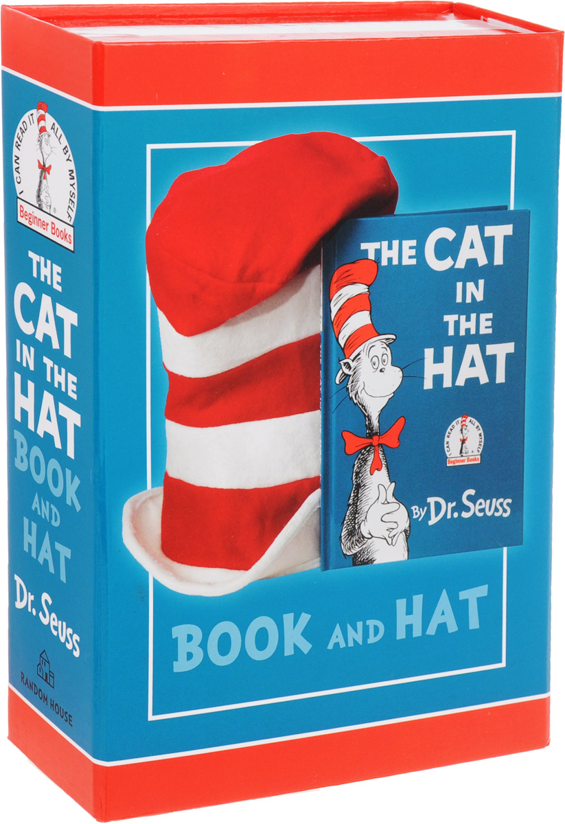 The Cat in the Hat (+ Hat) the cat in the hat sticker activity book