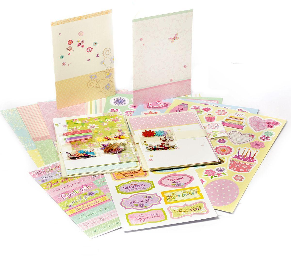 """Набор для создания открыток """"Magic 4 Hobby"""", 11,5 x 17,5 см. MG.DIY-10N.1"""