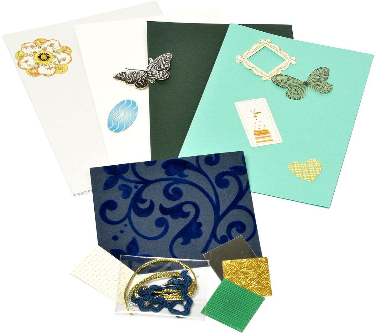 """Набор для создания открыток """"Magic 4 Hobby"""", 11,5 x 17 см. MG.DIY-3.11"""