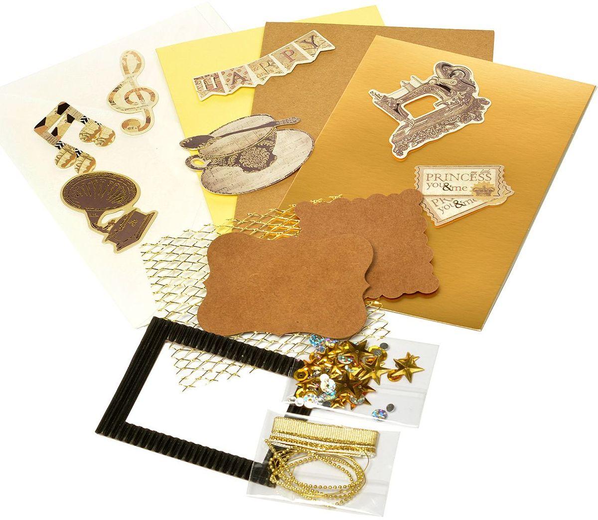 """Набор для создания открыток """"Magic 4 Hobby"""", 11,5 x 17 см. MG.DIY-3A.3"""