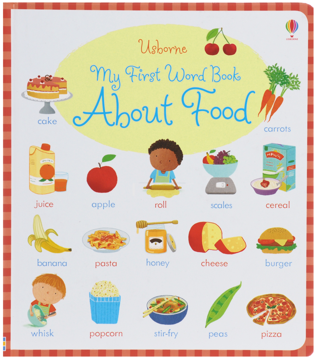 My First Word Book about Food купить