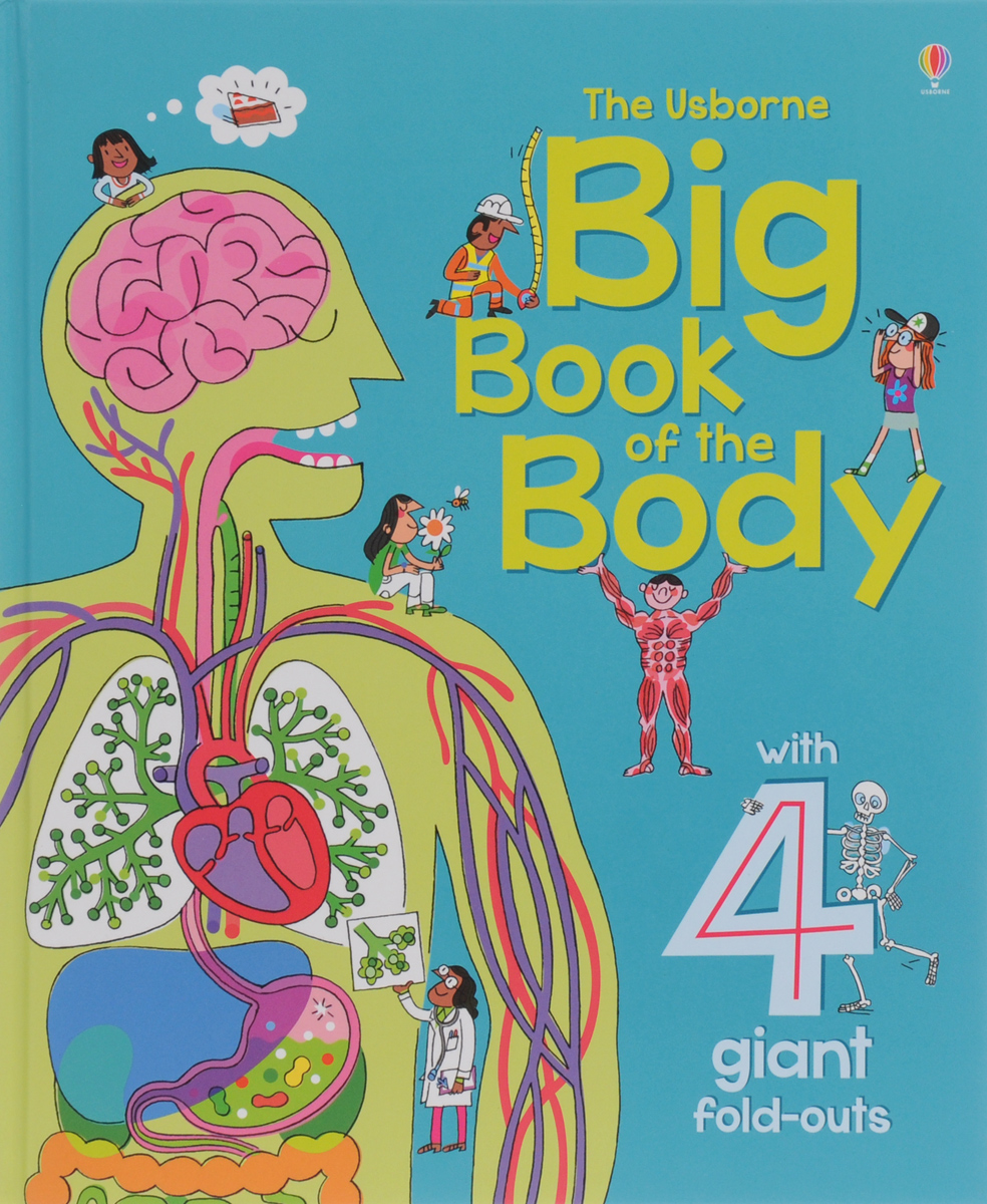 The Usborne Big Book of the Body violet ugrat ways to heaven colonization of mars i