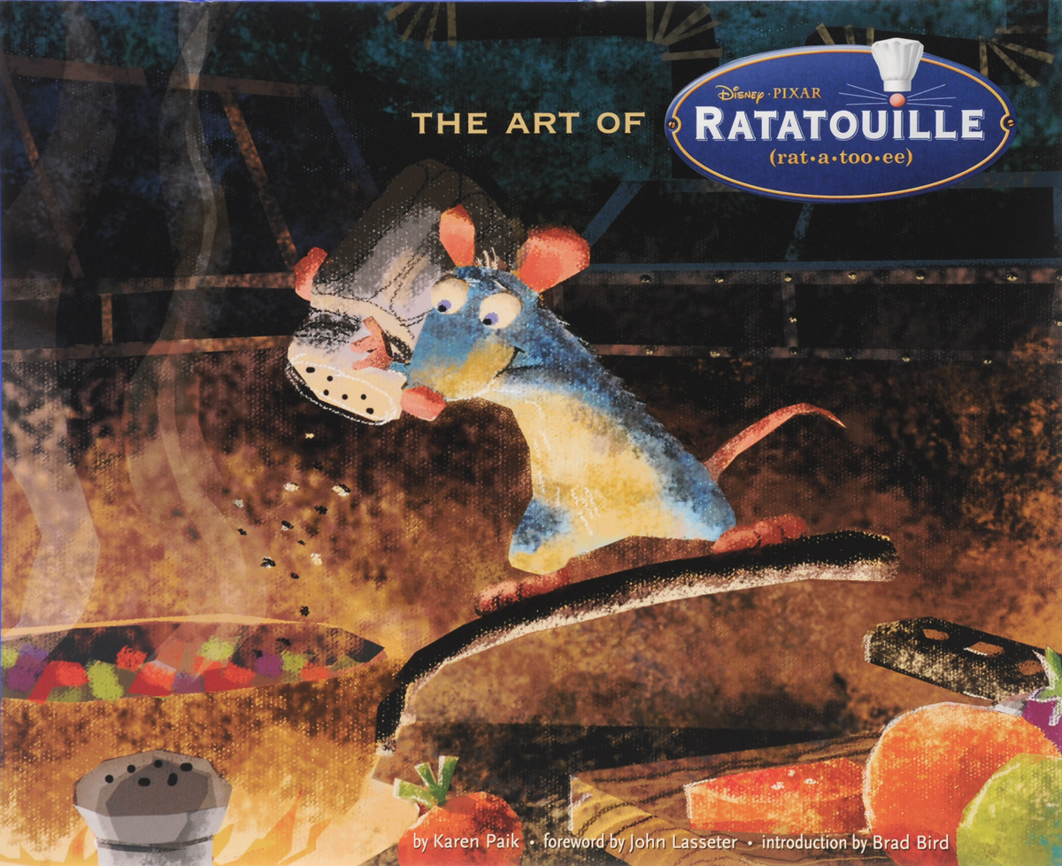 Art of Ratatouille duncan bruce the dream cafe lessons in the art of radical innovation