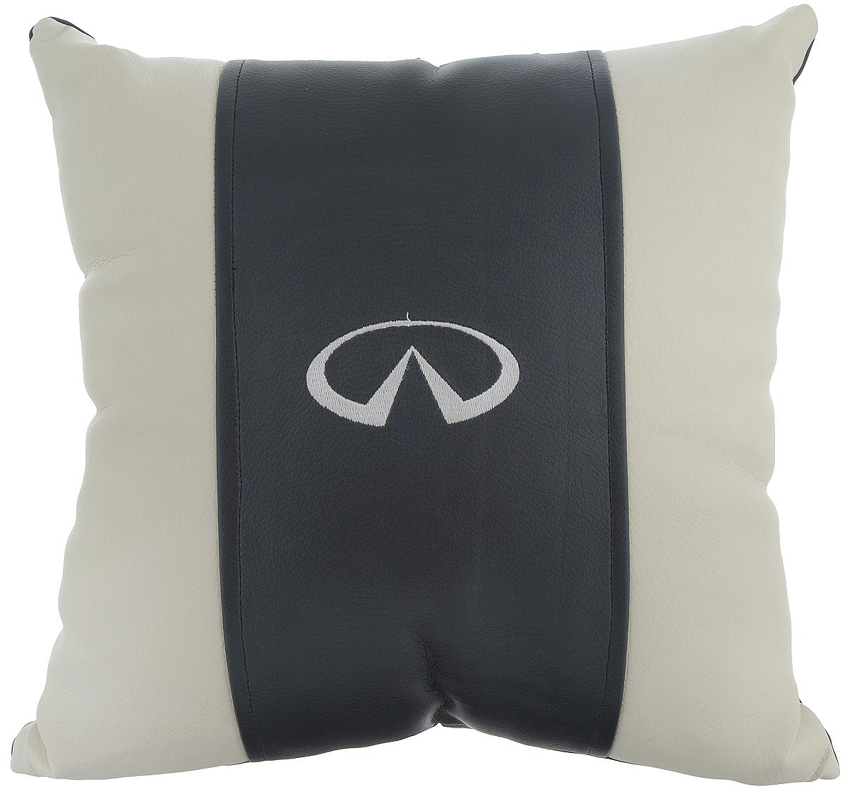 Подушка на сиденье Autoparts Infiniti, 30 х 30 см