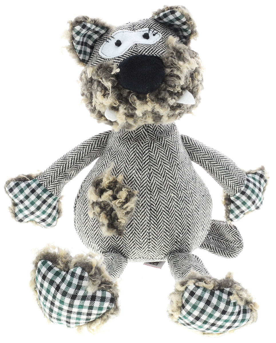 Magic Bear Toys Мягкая игрушка Собака Льюис 25 см magic bear toys мягкая игрушка ослик чарли 27 см