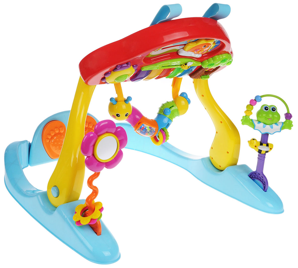 филлипс музыкальный центр Huile Toys Развивающий музыкальный центр Fitness Piano