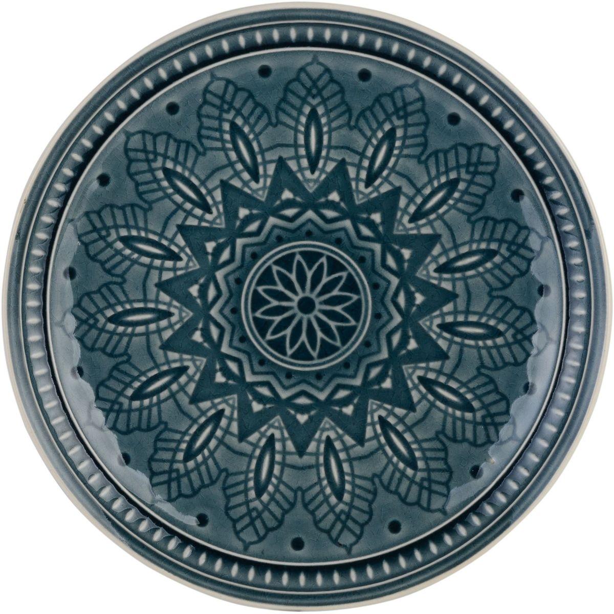 Набор десертных тарелок Tongo, цвет: серый винтаж, диаметр 20,5 см, 6 шт550221 3067Традиционная этническая посуда Индонезии. Декоративная техника придает посуде этнический шарм, с элементами старения, в виде паутинки мелких трещинок на поверхности эмали, что повышает ее привлекательность и ценность среди посудных аналогов.В процессе эксплуатации мелкие трещины также могут проявляться на внутренних поверхностях кружек и салатников, - что также является задумкой дизайнеров, заложенной в производственной технологии.