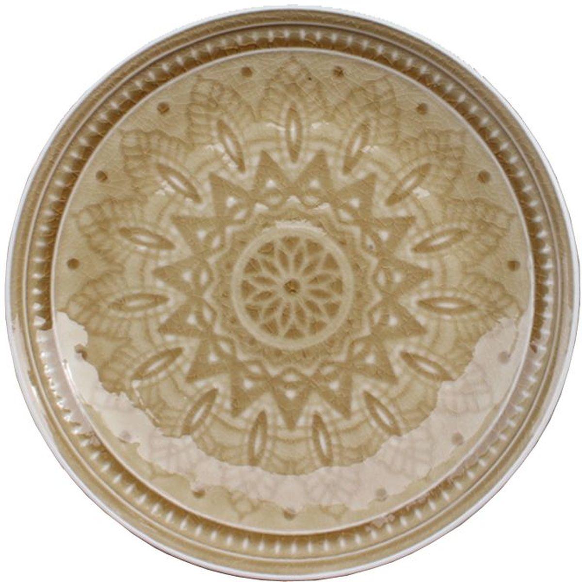 Набор десертных тарелок Tongo, цвет: золотая рожь, диаметр 20,5 см, 6 штPL-205y Tongo Набор тарелок десертныхТрадиционная этническая посуда Индонезии. Декоративная техника придает посуде этнический шарм, с элементами старения, в виде паутинки мелких трещинок на поверхности эмали, что повышает ее привлекательность и ценность среди посудных аналогов. В процессе эксплуатации мелкие трещины так же могут проявляться на внутренних поверхностях кружек и салатников, - что так же является задумкой дизайнеров, заложенной в производственной технологии.