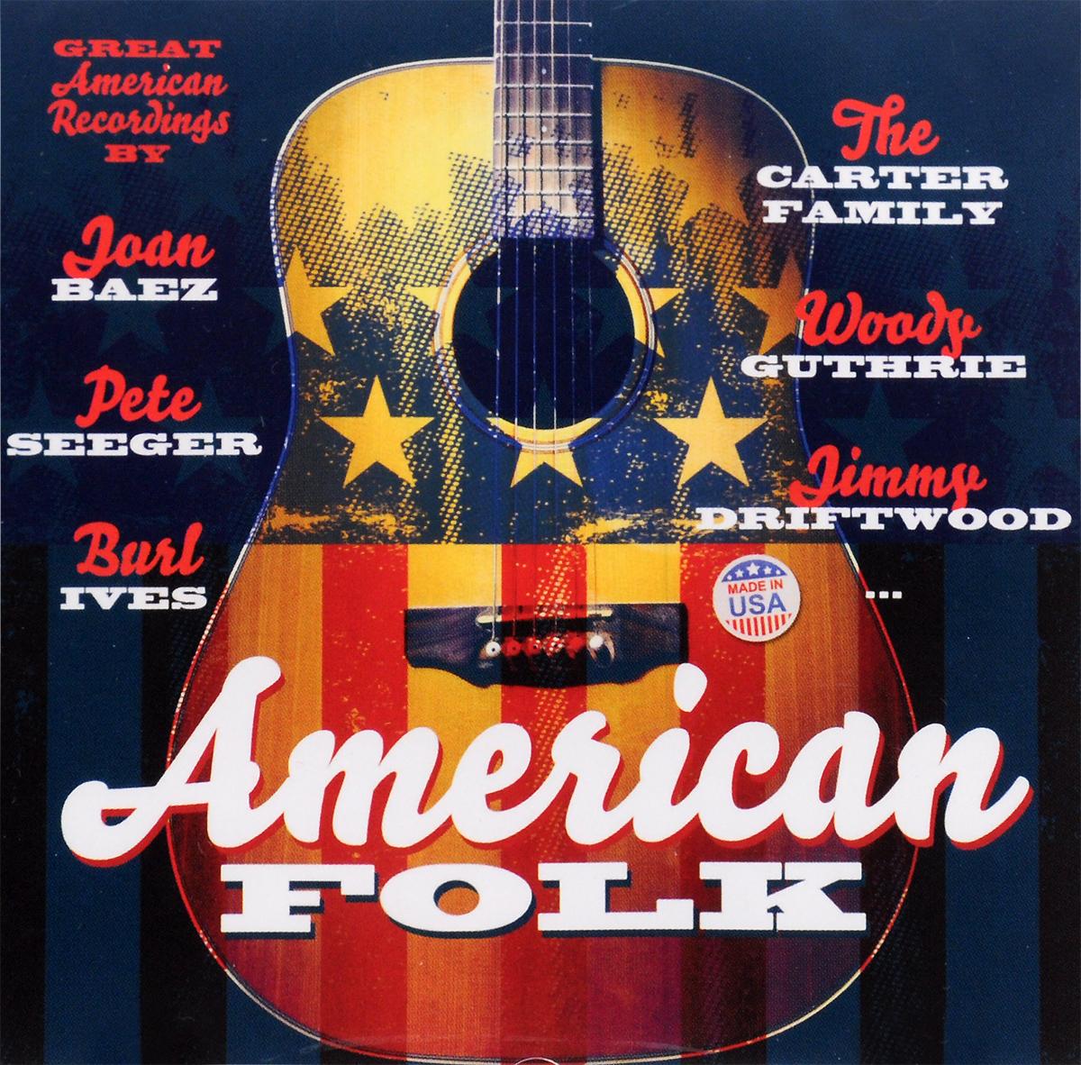 American Folk (2 CD)