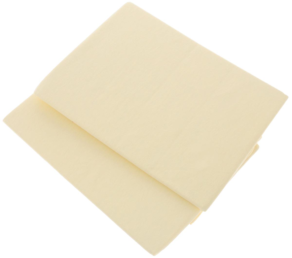 Наволочка Легкие сны Color Way, трикотаж, цвет: светло-желтый, 50 x 70 см, 2 штЛКНТ 57/3_нежно-желтыйНаволочки Легкие сны Color Way выполнены из трикотажа. Высочайшее качество материала гарантирует безопасность не только взрослых, но и самых маленьких членов семьи. Изделия застегиваются на застежку-молнию. Такой комплект наволочек гармонично впишется в интерьер вашей спальни и создаст атмосферу уюта и комфорта.Рекомендации по уходу:- Деликатная стирка при температуре воды до 30°С.- Отбеливание, химчистка запрещены.- Рекомендуется глажка при температуре подошвы утюга до 150°С.- Разрешена барабанная сушка.