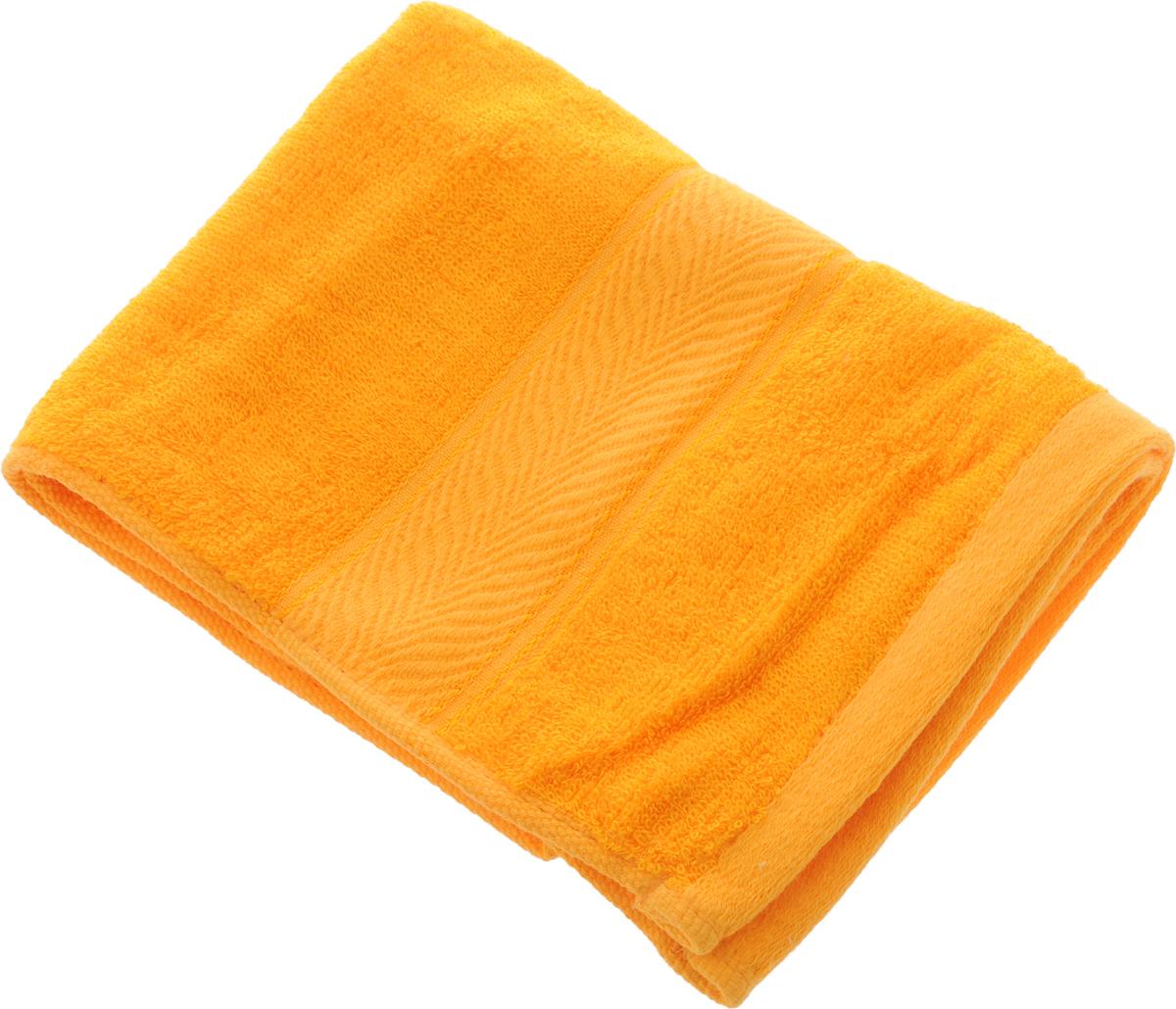 Полотенце Soavita Stefano, цвет: желтый, 30 х 70 см64098Полотенце Soavita Stefano выполнено из 100% бамбукового волокна. Изделие отлично впитывает влагу, быстро сохнет, сохраняет яркость цвета и не теряет форму даже после многократных стирок.Полотенце очень практично и неприхотливо в уходе. Оно создаст прекрасное настроение и украсит интерьер в ванной комнате.