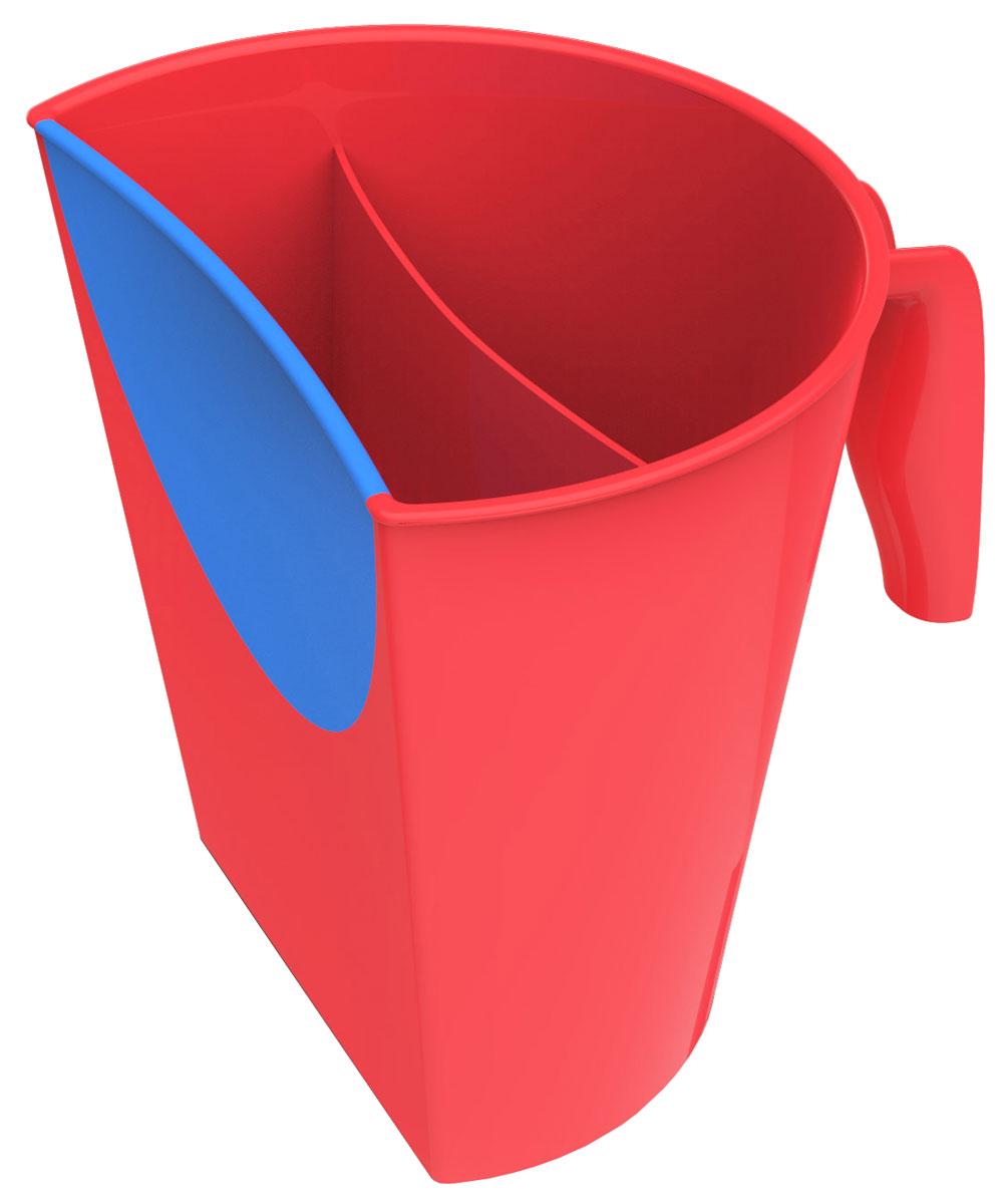 BabyOno Ковш детский для мытья головы цвет красный -  Контейнеры для игрушек, ковши